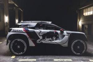 NOVO PEUGEOT 3008 DKR ao assalto do Dakar 2017