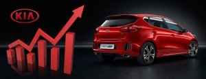 A Kia é a marca que mais cresceu no 1º semestre de 2016