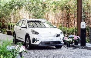 Versão elétrica do Kia Niro chega à europa em Outubro