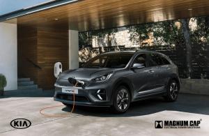 A Kia em conjunto com a Magnum CAP garante soluções de mobilidade elétrica
