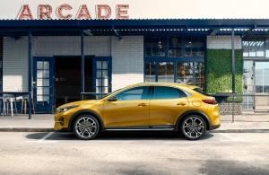 Novo crossover Kia XCeed: o direito à diferença face aos SUV tradicionais