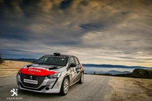 Peugeot apresenta em Portugal o novo 208 Rally4