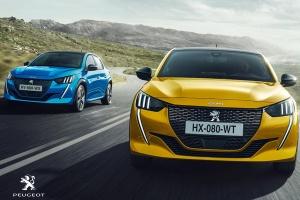 """Novo Peugeot 208 eleito """"Melhor Automóvel Passageiros 2019"""""""