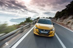 Novo Peugeot 208 eleito 'Car of the Year 2020'