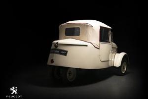 Peugeot LVL: A eletrificação nos Anos 40