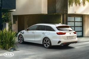 Kia Ceed Sportswagon PHEV: a primeira alternativa plug-in da gama Ceed chega a Portugal