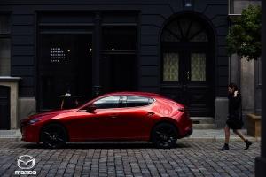 Mazda 3 eleito 'World Car Design Of The Year 2020'