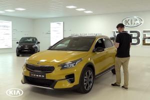 KIA VIBE: Plataforma de compra de automóveis online arranca em Portugal